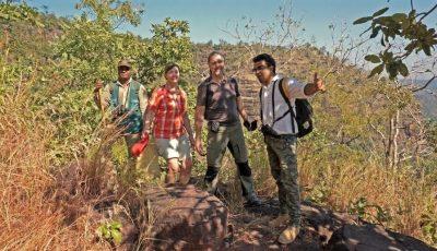 Walking Safari in India