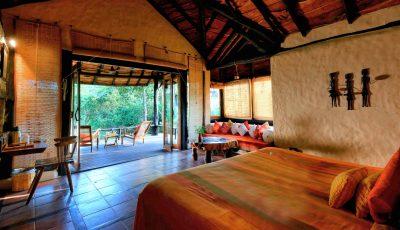 Kanha Earth Lodge, Kanha National Park