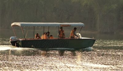 Boat Safari in India