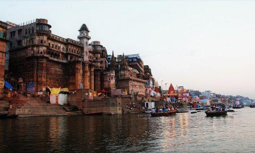 Golden Triangle tour with Varanasi and Khajuraho