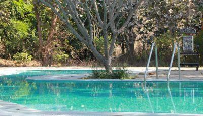 Mahua Vann Resort Pool View