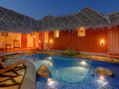 Orange County Kabini Pool Villa