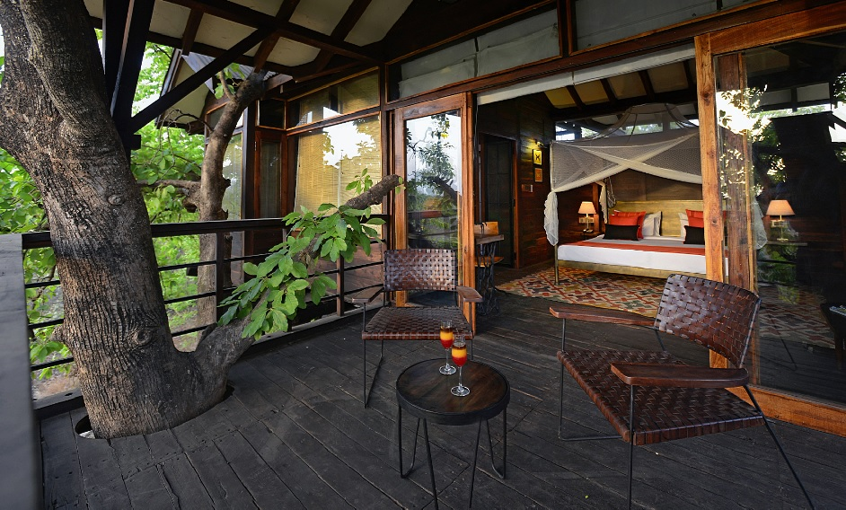 Pench Tree Lodge - The Lodge