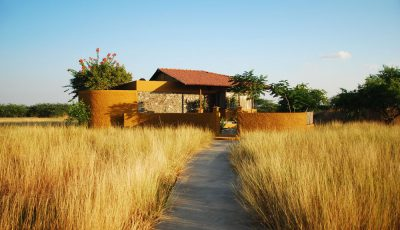 The Blackbuck Lodge - VELAVADAR NATIONAL PARK