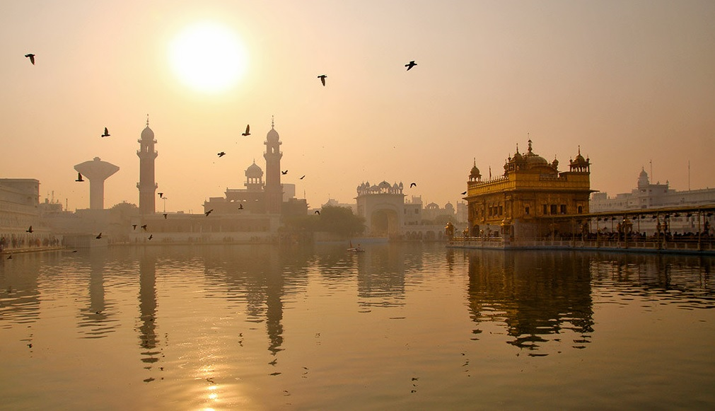 Golden Triangle with Amritsar Golden Temple